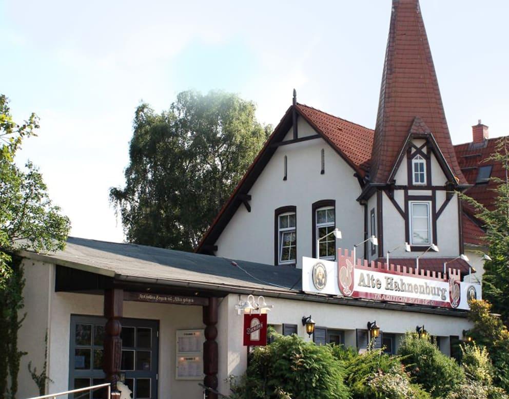 Alte Hahnenburg in Hannover