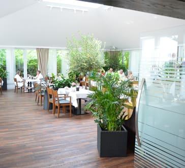 Restaurant Alte Hahnenburg – Wintergarten