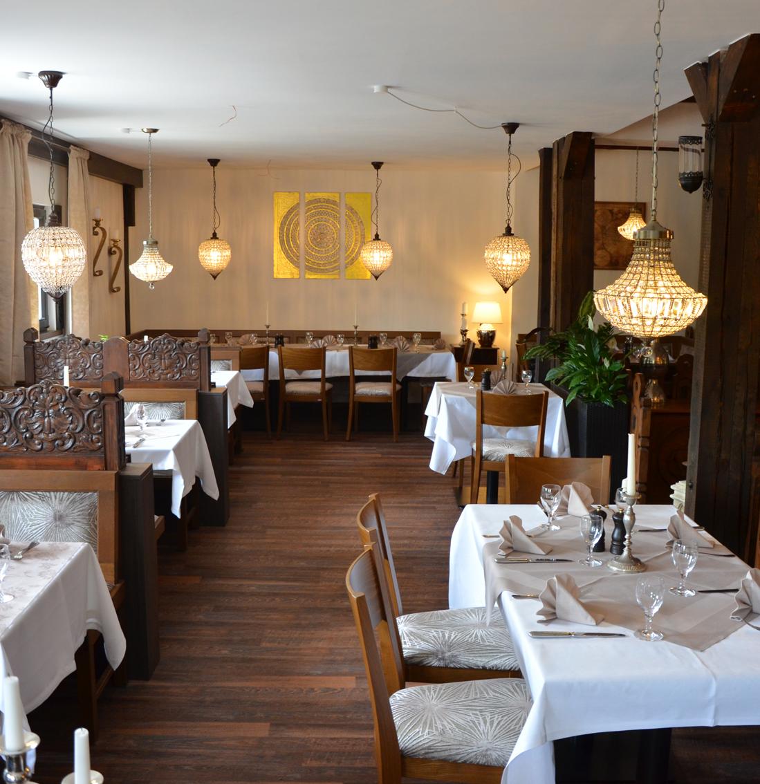 Restaurant Alte Hahnenburg in Hannover